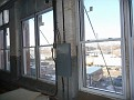 New Windows and Electric Distribution on Second Floor