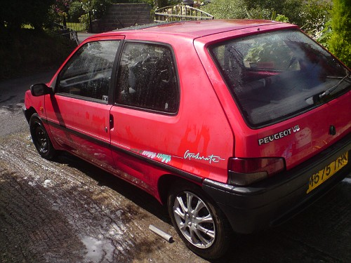 Peugeot 106 Quicksilver Insurance Group. Peugeot 106 XND Graduate 1.5D