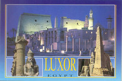 Egypt - Luxor (World's Oldest Continuously Inhabited City)