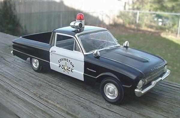 2004 - 1961 Ranchero Police
