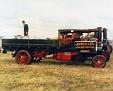 """1914. Works number 5078. Registration M 7124. Wagon. """"Pride of Burley"""""""
