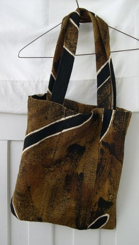 Suzanne's Mudcloth bag