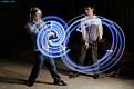 Glow Spirals