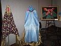 Dress from Designer Anick Vorbe,African dress from Senegal.