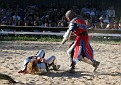 joust to death