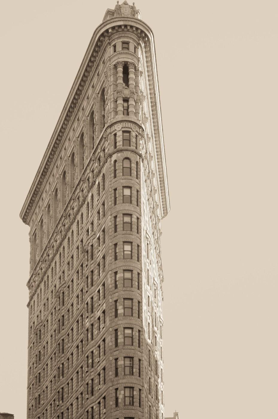 Flatiron Building, New York, NY