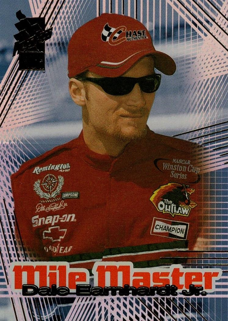 2001 VIP Mile Master #MM04 (1)