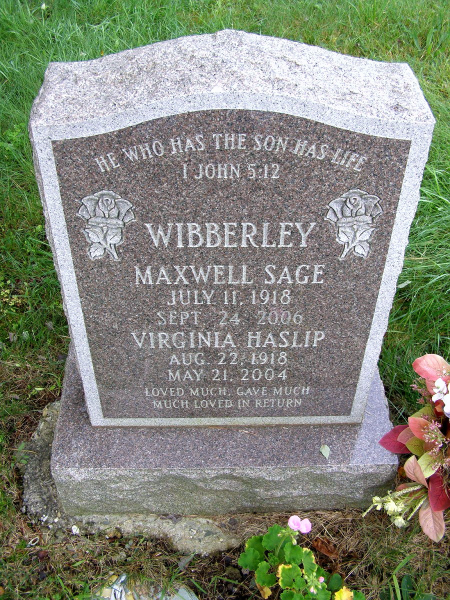 CANTERBURY - WESTMINSTER CHURCH CEMETERY 2 - WIBBERLEY - 03