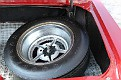 1967 Shelby EXP500 Convertible prototype trunk spare tire detail view DSC 7754