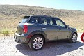 08 2011 Mini Countryman rear three quarter view
