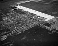 Aerial view of the East Side of Willow Run Airfield