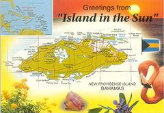 Bahamas NS
