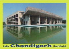 2016 LE CORBUSIER - Chandigarh Secretariate