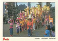 Indonesia - Parade at Pura Batur NF