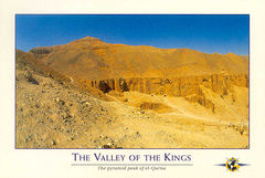 Egypt - Valley of the Kings Tombs