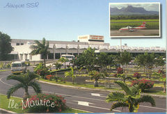 Mauritius - International Airport
