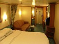 Balcony Cabin / D2 / Starboard / FWD