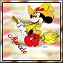Minnie as witchTMarcelo