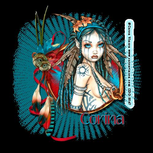 Tribal FusionCorina-vi