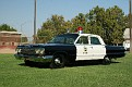San Carlos Police 1963 Chevy Biscayne