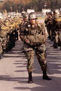 Chris in Airborne School 1986