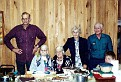 Kizzie Lowe Carroll-1907-2001, Florence Lowe Byrd Lawson-1920-2006, Jack Carroll, Evelyn Carroll Crabtree-1934-2014, Bulis Carroll-1937-1999