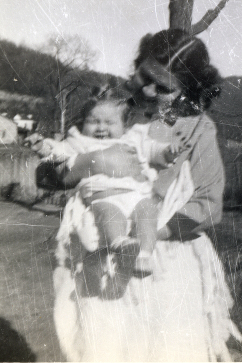 10-Gaile Dean Austin, and her mother Adean LOWE Austin