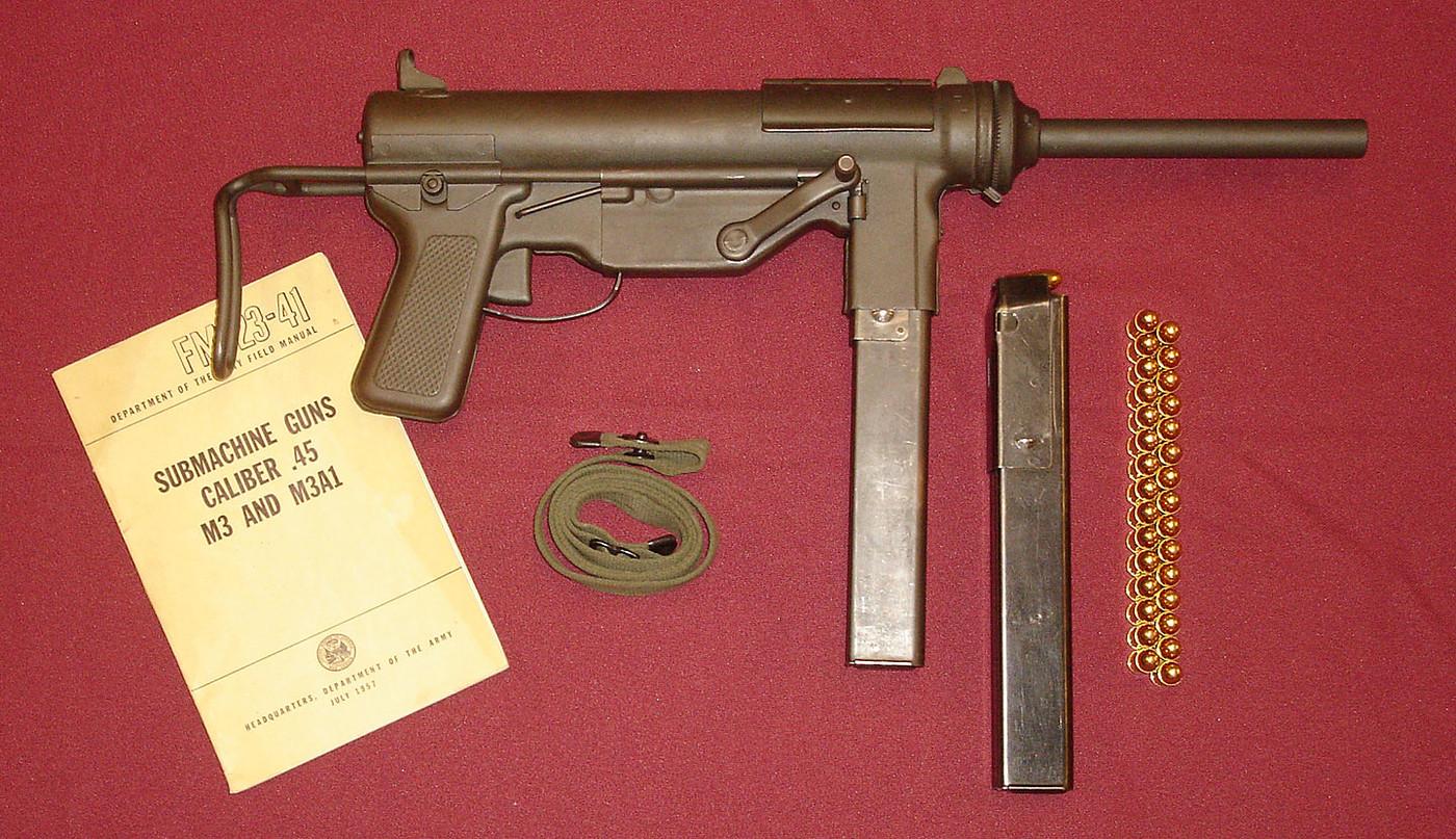 M3-SMG