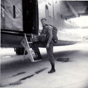 Billy M. Austin, 101st Airborne Division, early 1960's