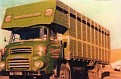 GAV 598E   Albion Clydesdale 4x2 Rigid Livestock truck