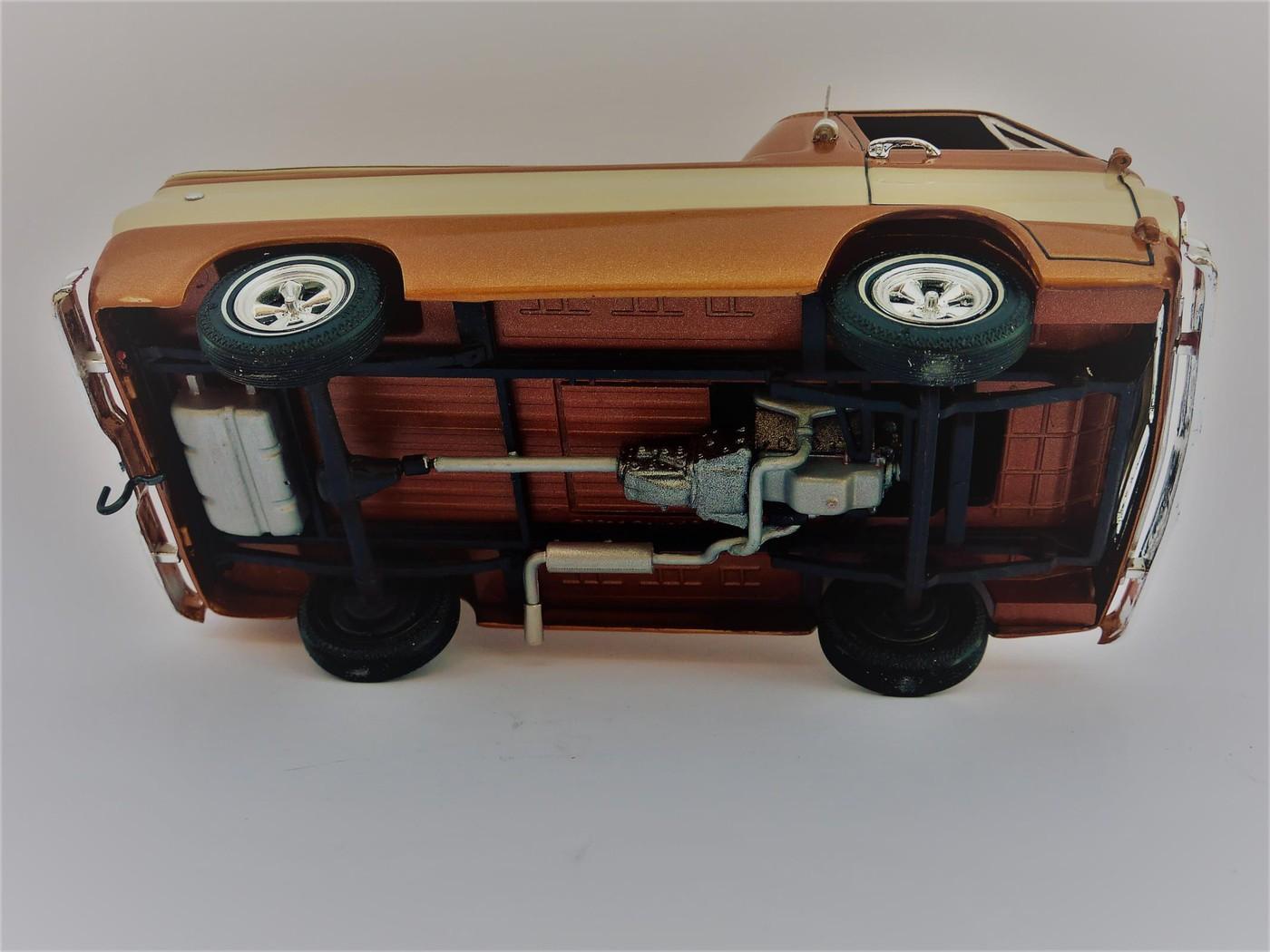 Dodge A 100 pickup avec remorque terminé Photo18-vi