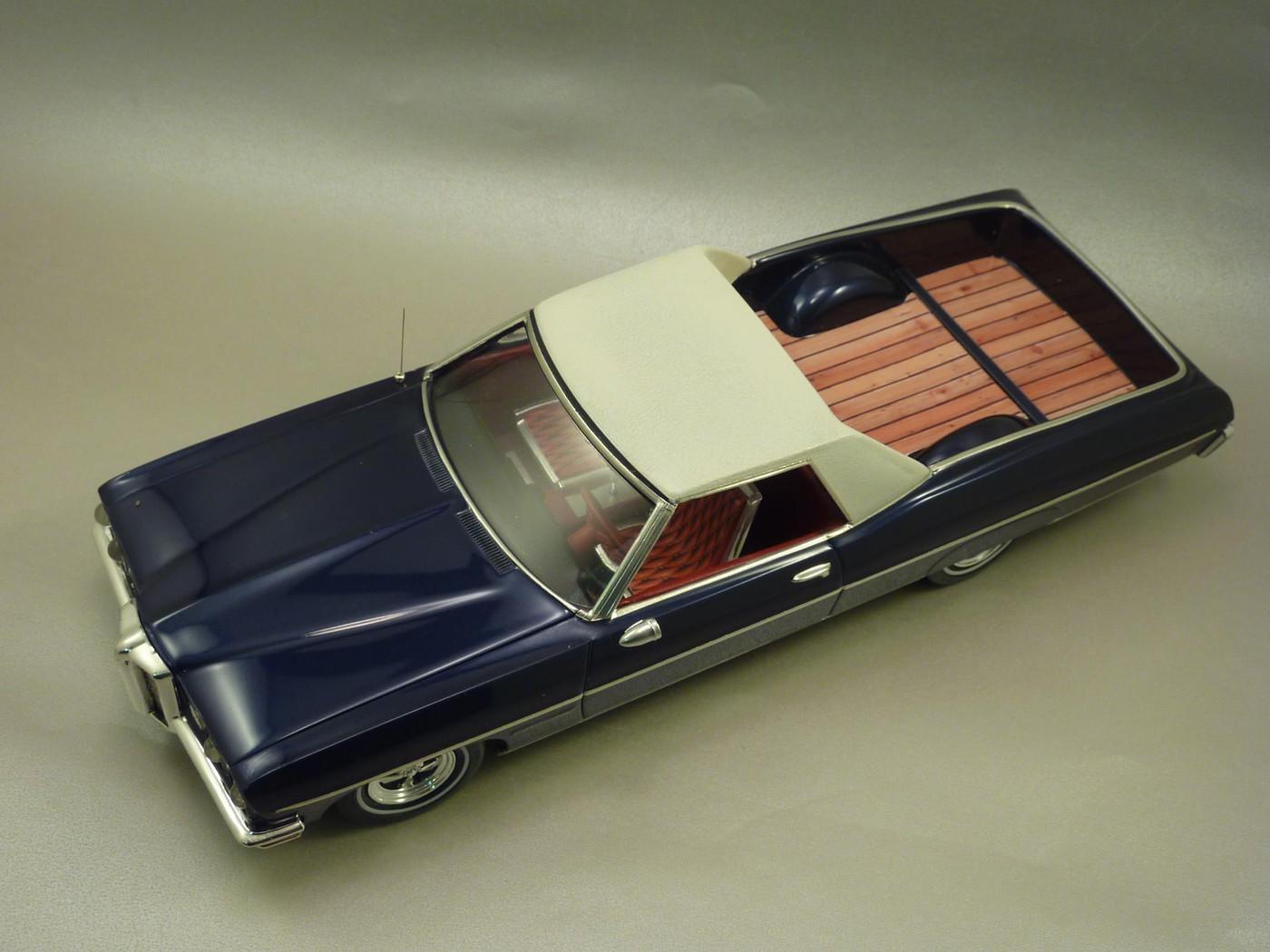 Pontiac Bonneville  70 Pick Up terminée Photo27-vi