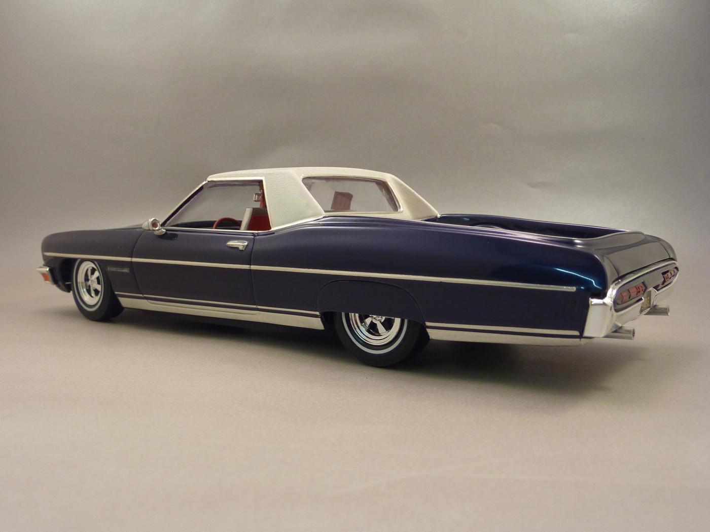 Pontiac Bonneville  70 Pick Up terminée Photo29-vi