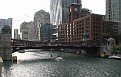 Chicago River and Clark Street Bridge