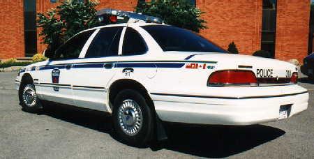 ON - Niagara Regional Police
