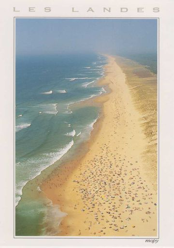 Les Landes Beaches (40)
