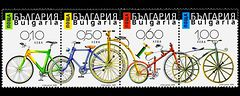 Set of Bicycle Historie