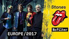 Stones - NoFilter - Europe Tour 2017