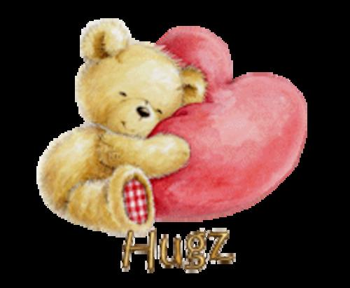 Hugz - ValentineBear2016