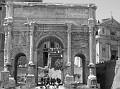 Arch of Septimius Severus 203 AD