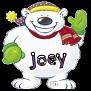Joey Polar Bear