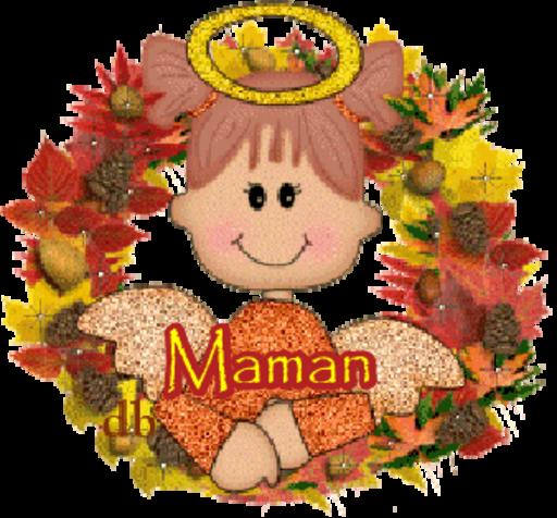 Maman - FallAngel-Sandra-Oct 1, 2018