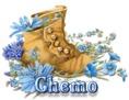 Chemo - BootsNBlueFlowers