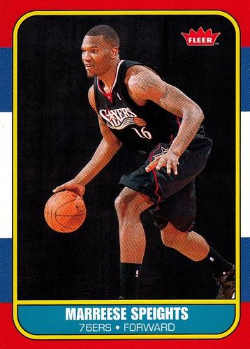 2008-09 Fleer 1986-87 Rookies #86R-177 (1)