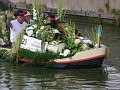 Boat 23. sponser Horti Fair . Flower Export