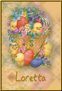 Easter09 2Loretta