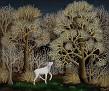 Олень в лесу, 1956.jpg