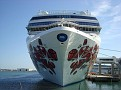 Gem Bow in Port Canaveral