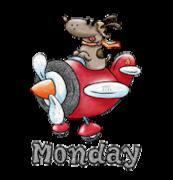 DOTW Monday - DogFlyingPlane