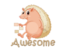 Awesome - CutePorcupine